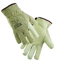 Перчатки кожаные утепленные «Heron Winter»