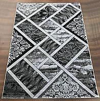 Синтетический резной ковер, фото 1