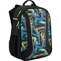 Рюкзак школьный каркасный 703 Big bang K18-703M-1, фото 1