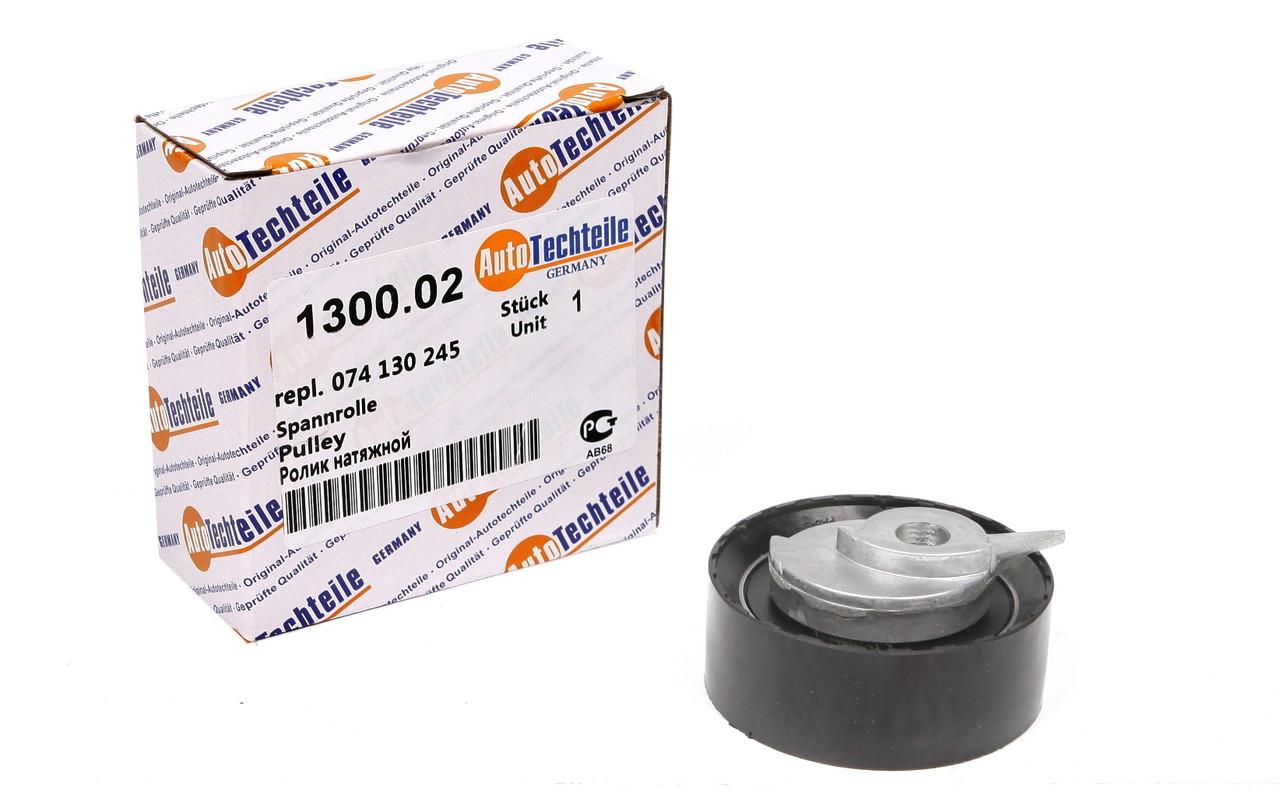 Натяжной ролик ремень ГРМ ТНДВ (Нижний) VW-T4 /LTII2.5TDI/SDI-95-03 - Autotechtele-1300.02 -Германия