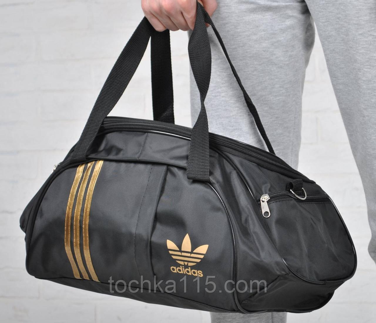 9d5e7860 Спортивная сумка для тренировок Adidas, фитнес сумка розовый/голубой реплика