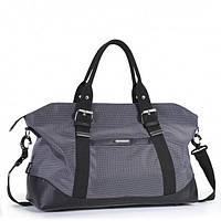 Женская дорожная сумка Dolly для ручной клади, сумка женская, вместительная сумка для поездок,  Серый, фото 1