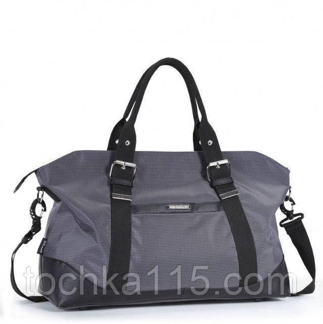 Женская дорожная сумка Dolly для ручной клади, сумка женская, вместительная сумка для поездок,  Серый