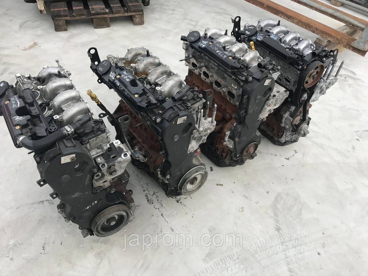Мотор (Двигатель) Citroen C5 C6 C8 , Peugeot 407 607 2005-2012г.в. 2.2 HDI Bi-turbo