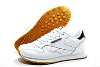 Кроссовки в стиле унисекс Reebok Classic Leather, Белые