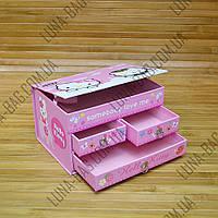 Сундук детский Hello Kitty Avia Розовый.