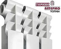 Биметаллический радиатор Алтермо Торино (6 секций), фото 1