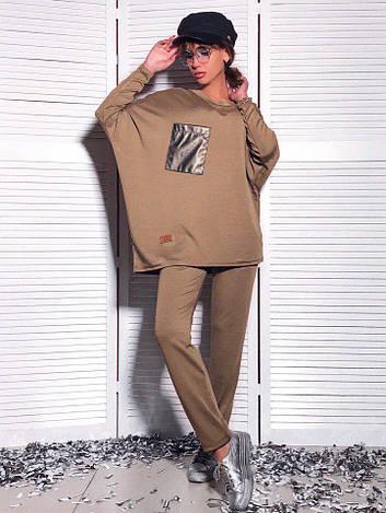 Женский костюм с брюками ми143