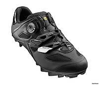 Велотуфли Mavic Crossmax Elite, 43, черные
