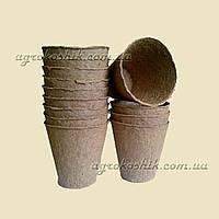 Торфяные стаканчики (горшочки)  80х80мм