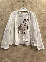Комплект (кофта и майка) для девочки mayoral 110 см 5 лет