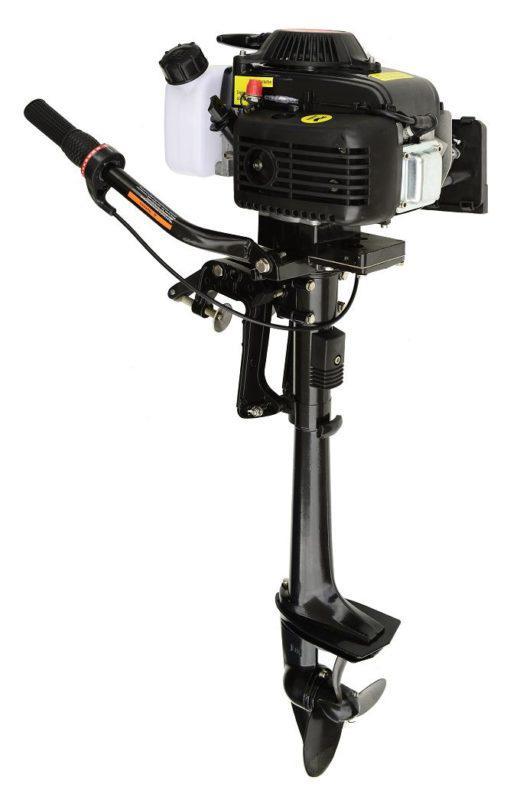 Лодочный мотор Шмель 3,6 л.с. 4-х тактный