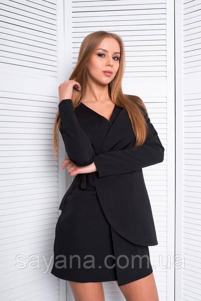 851bdced35f Женское платье-пиджак