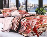 Комплект постельного белья XHY2132 двуспальный (TAG polycotton 2-sp-457)