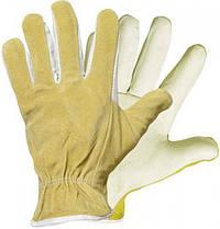 Перчатки кожаные «Heron»