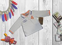 Рубашка поло с длинным рукавом Mayoral newborn для новорожденного  68см 6 мес