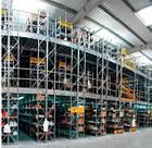 Стелаж мезонін-поміст, складські стелажі, стелажні системи, фото 5