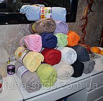 Трикотажные простыни на резинке 160*200, Турция