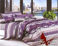 Комплект постельного белья XHY1254 двуспальный (TAG polycotton-246/д)