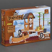 "AUSINI 27407 ""Пираты"" (48) 173 дет, в коробке"