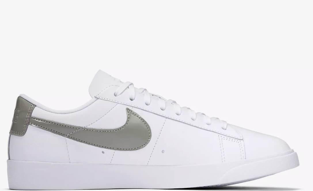 5c22957a Женские кроссовки Nike Blazer Low Leather