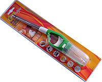 Бытовая зажигалка для газовой плиты (разные расцветки) №8808