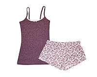 Трикотажная пижама (майка+шорты), Primark