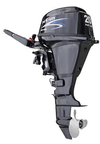 Лодочний мотор Parsun (Парсун) F20A BMS, фото 2
