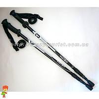 Пара трекинговых палок Viator Black 135 см