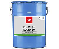 Акрилатный лак  Пиньялак Солид 30, Tikkurila Pinjalac Solid 30, 2.7л