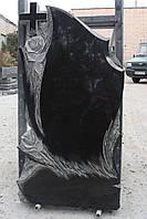 Недорогие одиночные одинарные гранитные памятники от производителя №30
