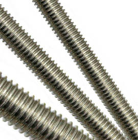 Шпилька різьбова М16 DIN 975 клас міцності 8.8