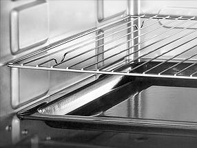 Электрическая духовка LIBERTON LEO-400 W, фото 3