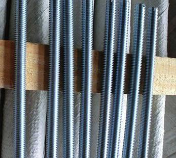 Шпилька резьбовая М18 DIN 975 класс прочности 8.8, фото 2