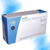 Нитриловые перчатки Medicom, Медиком, размер M, 100шт/уп