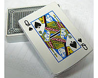 Зажигалка карманная-слайдер колода карт (обычное пламя) №2636