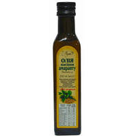 Масло семян амаранта, 250 мл, стекло темного цвета, пробка металлическая с дозатором ЖБиопродукт