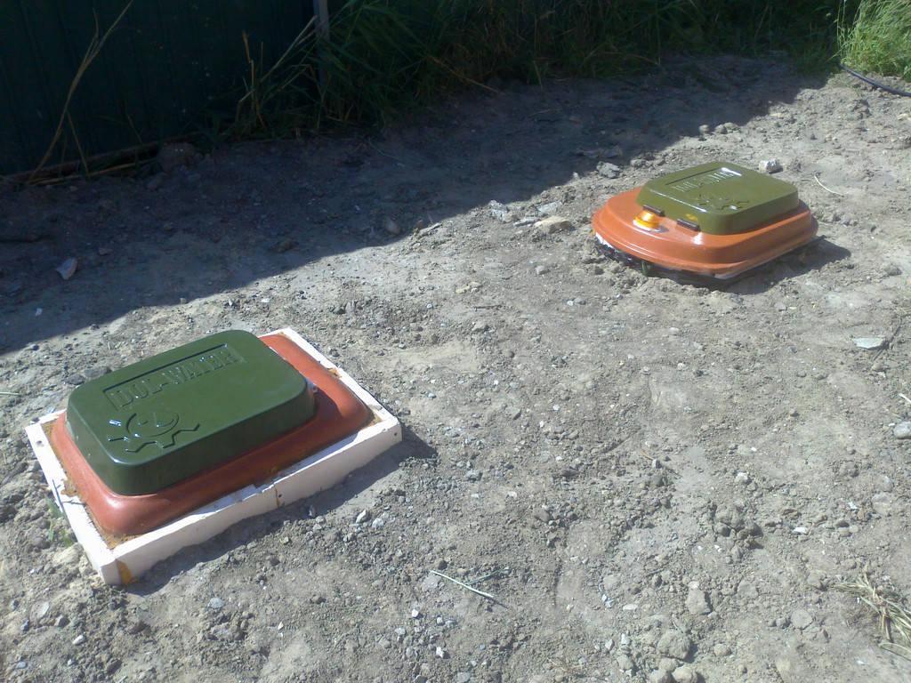 Решение канализации частного дома при высоком уровне грунтовых вод