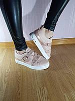 Кроссовки криперы ABC Stylish Pink 7