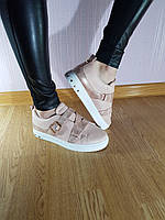 Кроссовки криперы ABC Stylish Pink 7, фото 1
