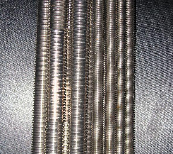Шпилька резьбовая М24 DIN 975 класс прочности 8.8