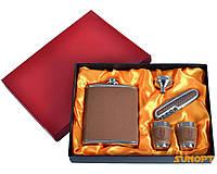 Подарочный набор с флягой для мужчин №GT-018