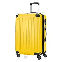 Дорожный чемодан Hauptstadtkoffer Spree Midi желтый