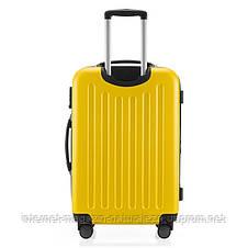 Дорожный чемодан Hauptstadtkoffer Spree Midi желтый, фото 3