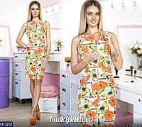 """Платье женское (42) """"ST Style"""" - купить оптом со склада 2P/RN-1340"""