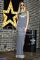 """Платье женское (42;44;46) """"ST Style"""" - купить оптом со склада 2P/RN-1340"""