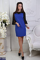 """Платье женское (46-48;42-44) """"ST Style"""" - купить оптом со склада 2P/RN-1340"""