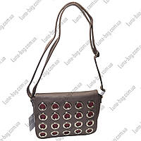 Клатч женский bag in the hole Brown