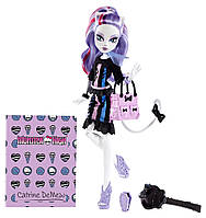 Кукла Монстер Хай Кетрин де Мяу Новый Скарместр, Monster High New Scaremester Catrine DeMew
