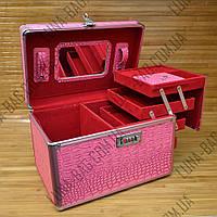 Стильный сундук-саквояж раздвижной 4 Цвета Розовый.